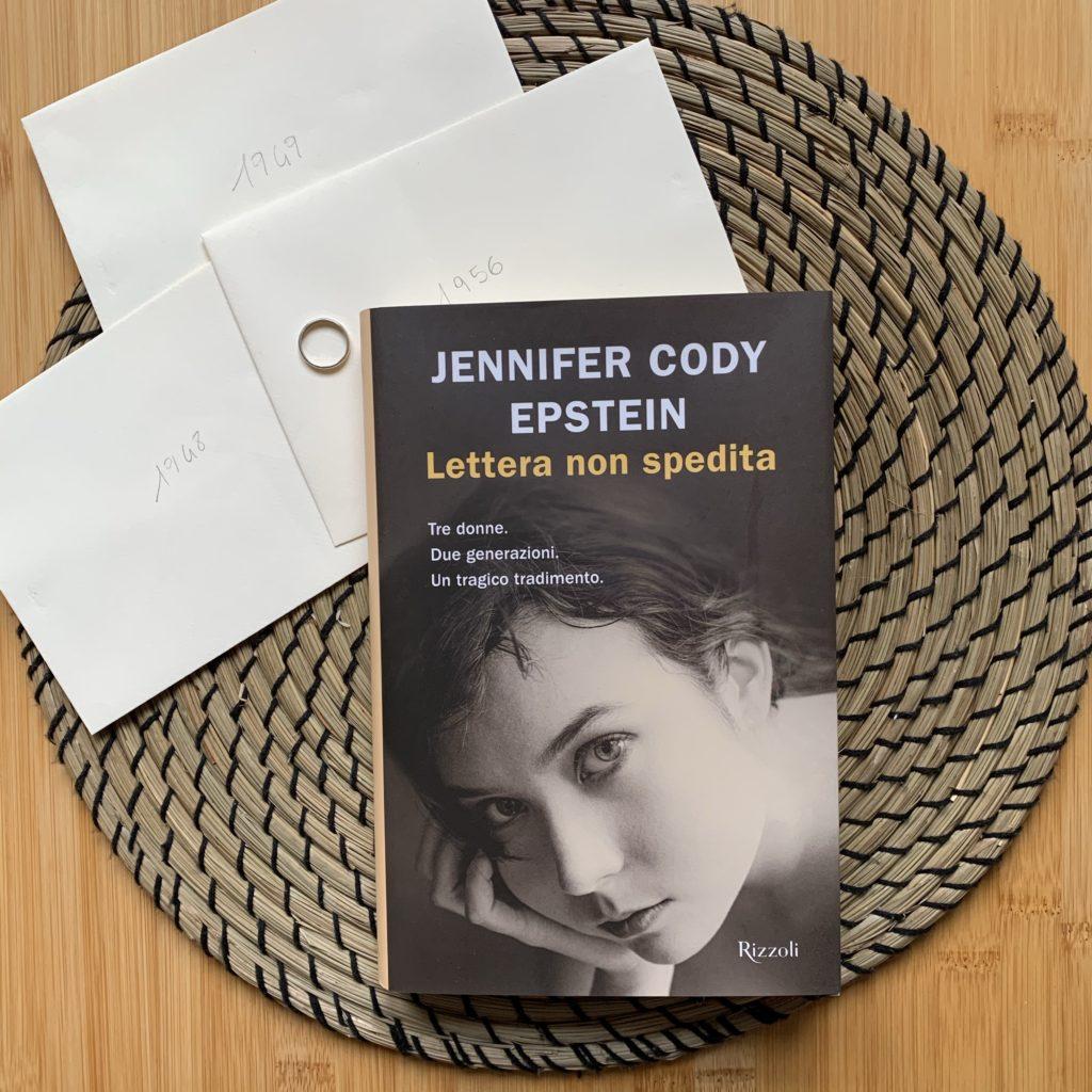 Lettera non spedita, Jennifer Cody Epstein, Germania, New York, Olocausto, tradimento, amore, amicizia, romanzo, storia, novecento, dopoguerra