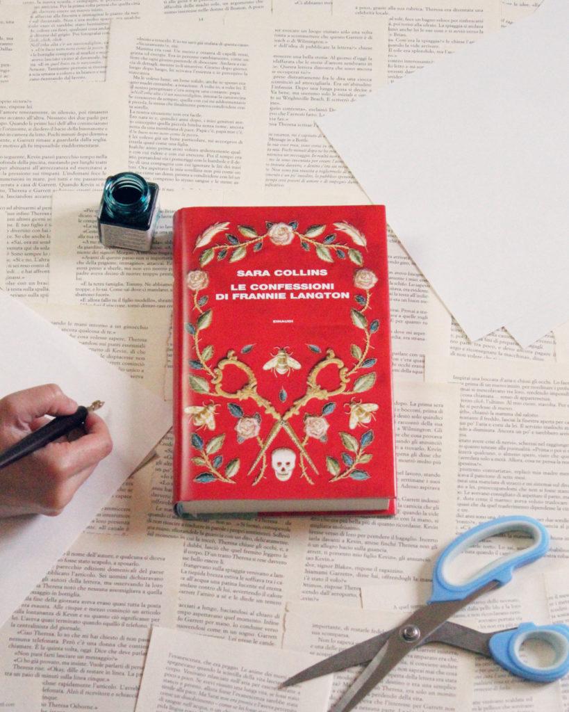 Le confessioni di Frannie Langton, Sara Collins, Einaudi editore, romanzo, Indie occidentali, schiavismo, crania, colonialismo, sfruttamento, processo, assassinio, droga, amore, storia d'amore