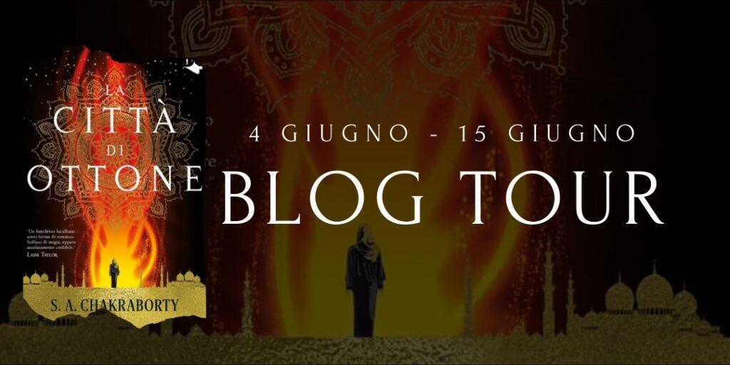 Blogtour, la città di ottone, s.a. chakraborty, daevabad, mondadori, review party, blogger, Egitto, Africa, oriente, magia, fantasy, daeva, jinn, Rebel,