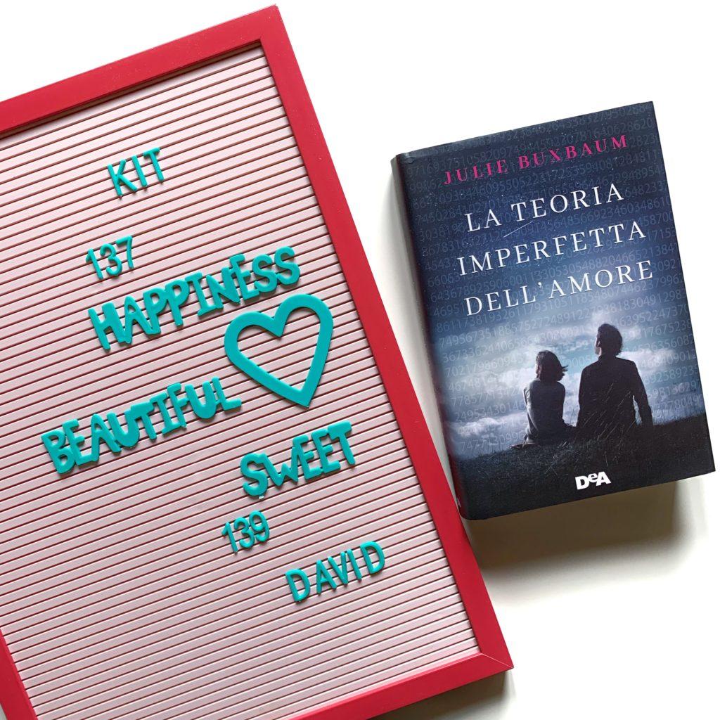 La teoria imperfetta dell'amore Julie Buxbaum Dimmi tre segreti DeAgostini DeA Planeta Libri Amore Libri per ragazzi Romanticismo Scuola Adolescenti Dolcezza Happiness Beautiful Sweet Felicità