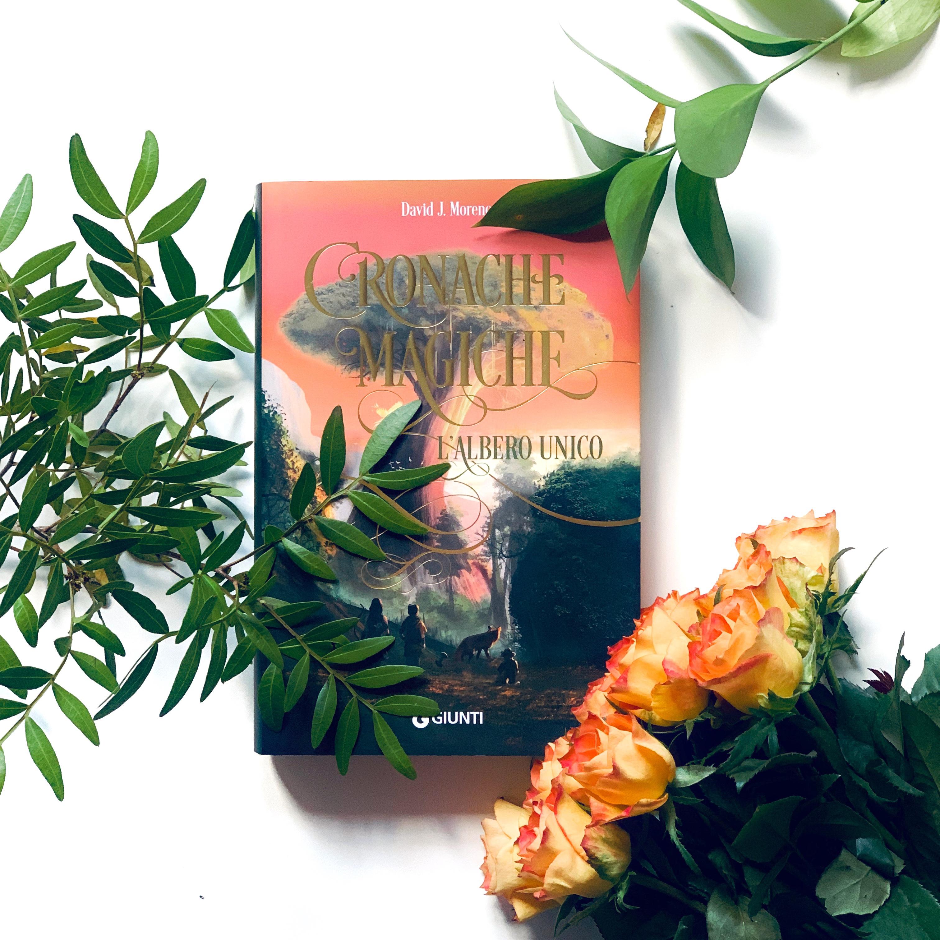 albero unico, David J Moreno, Fantasy, Cronache magiche, libri per bambini, libri per ragazzi, mondo magico, gobelin, orchi, nani, umani, magia, stregoni, streghe, saga