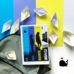 La mia estate indaco, Marco Magnone, un libro Young Adult, adolescenti, estate, Summer, balena, graffiti, murales, primo amore, bicicletta, Torino, scuola, nuoto, pallavolo, campetto, amicizia