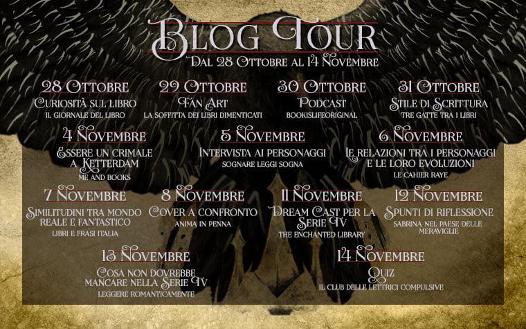 Review tour, Sei di corvi, Il regno corrotto, Leigh Bardugo, Mondadori, oscar fantastica, oscar vault, fantasy, Manisporche, Grishaverse, kaz brekker,