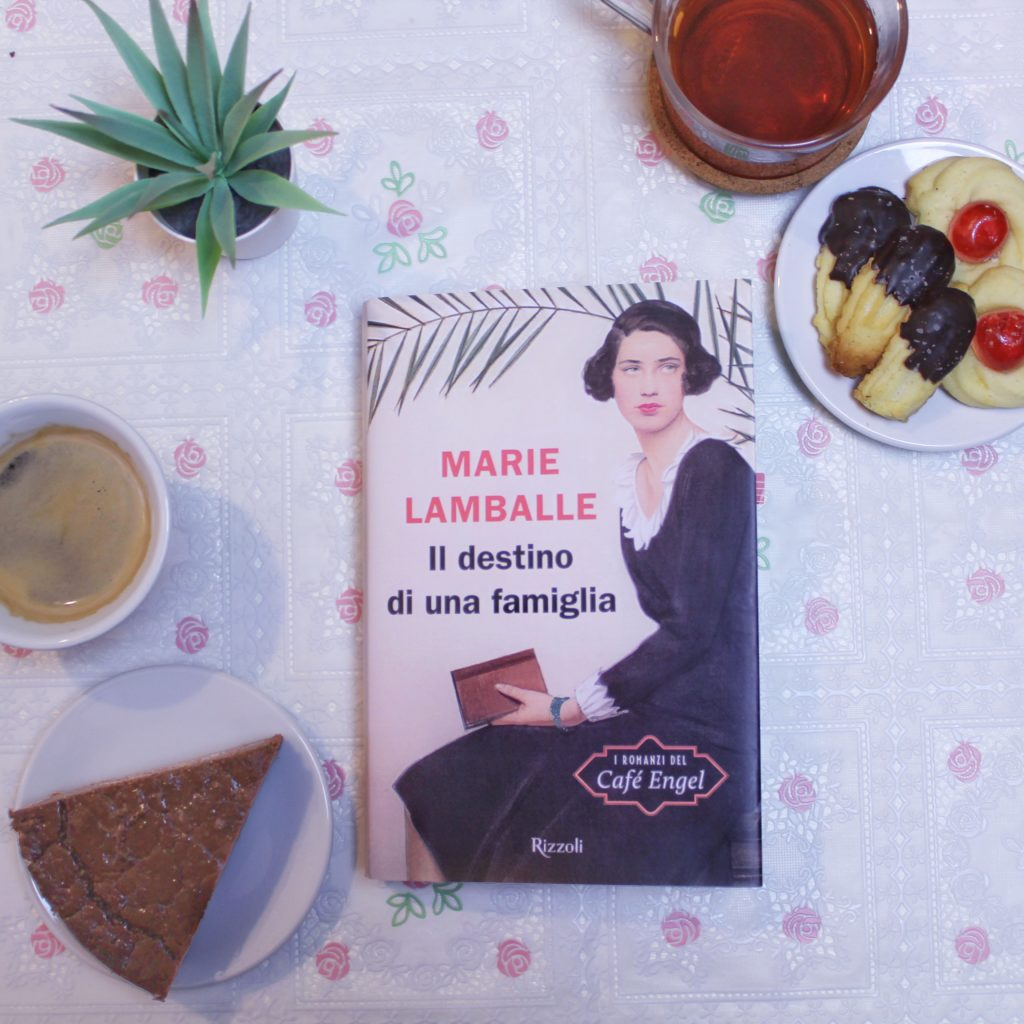 Il destino di una famiglia, Marie Lamballe, Café Engel, Rizzoli, Figlie di una nuova era, Carmen Korn, Seconda guerra mondiale, occupazione, 1945, Germania