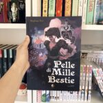 Pelle di mille bestie, Stéphane Fert, Tunué, Graphic novel, fiabe, favole, la bella e la bestia, la bella addormentata nel bosco, morgana, review party, blogtour, merlino, Artù, Disney,