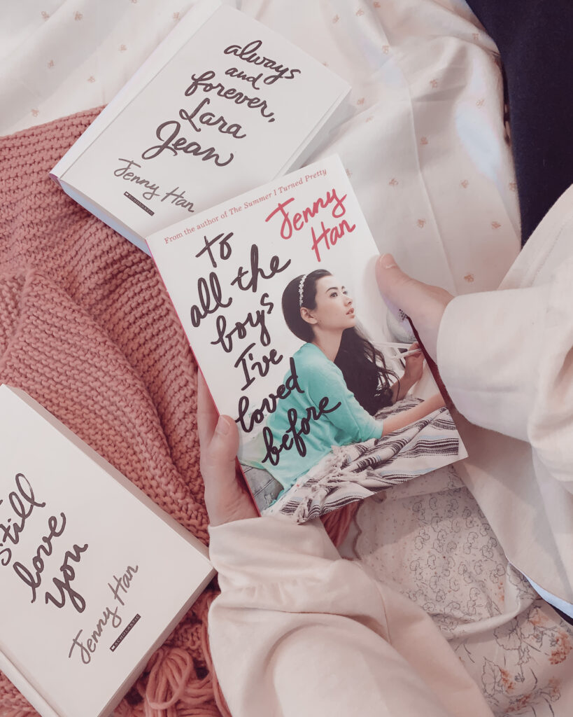 To all the boys I've loved before, Jenny Han, Tutte le volte che ho scritto ti amo, Piemme, Young adult, recensione, libro in inglese, fiction, Netflix, film