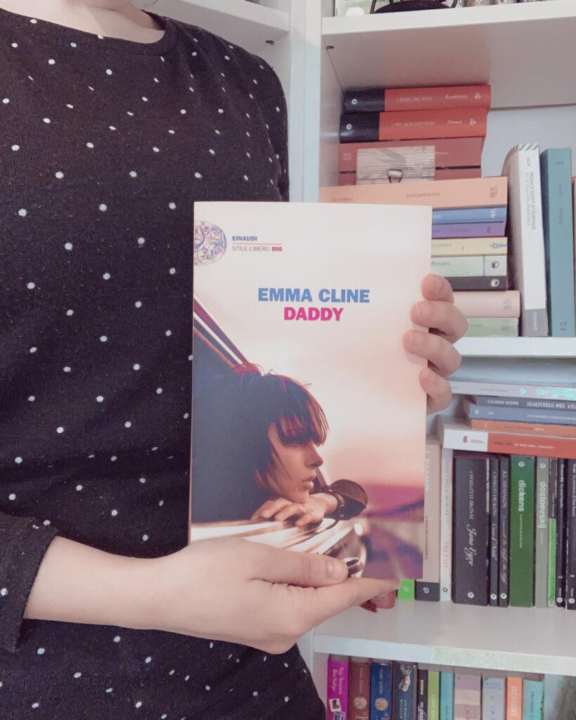 Daddy, Emma Cline, Le ragazze, Harvey, racconti, America, narrativa