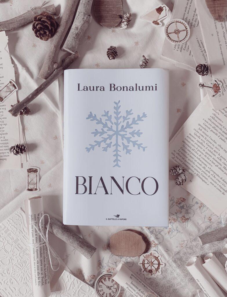 Bianco, Laura Bonalumi, Battello a vapore, Libri per tutti, Libro per ragazzi, adolescenti, sopravvivenza, cambiamento climatico, generazioni future, quarantena, isolamento.